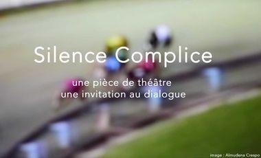 Visueel van project Silence Complice