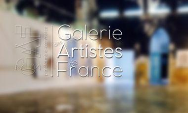 Project visual La GAF, Galerie des Artistes de France