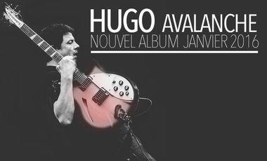 Project visual HUGO - AVALANCHE - NOUVEL ALBUM