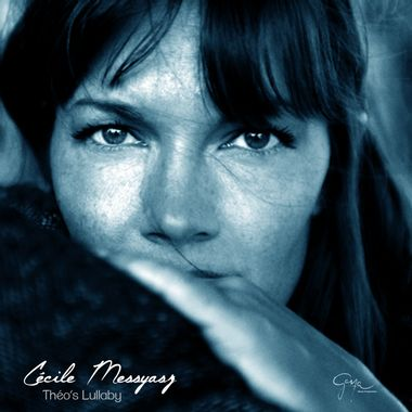 """Visuel du projet Participez à l'enregistrement du premier album de Cécile Messyasz, """"Théo's lullaby"""""""