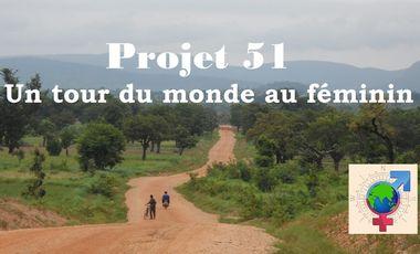 Visuel du projet Projet 51 - Un tour du monde au féminin