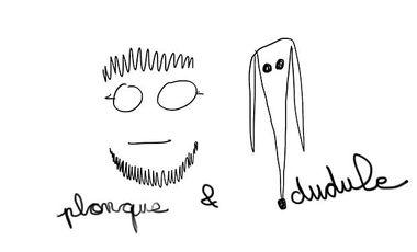 Visuel du projet Plonque & Dudule
