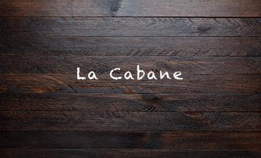 Project visual La Cabane