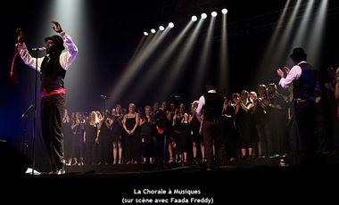Project visual La Chorale à Musiques