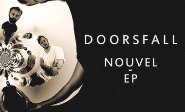 Project visual Doorsfall - Nouvel EP