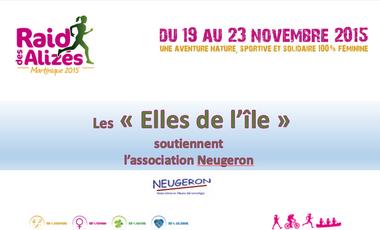 Visueel van project Les Elles de l'île - Raid des Alizés Martinique 2015