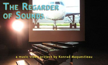 Visueel van project The Regarder of Sounds
