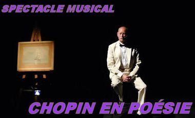 Visueel van project Création d'une vidéo : Spectacle musical Chopin en Poésie: