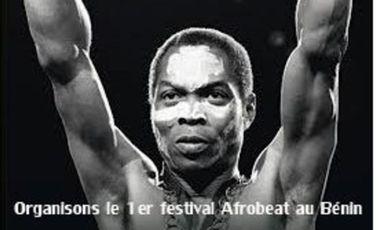 Visuel du projet Organisons le 1er festival Afrobeat au Bénin