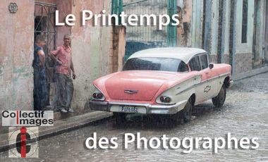 Visuel du projet Le Printemps des Photographes