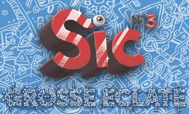 Visuel du projet Fanzine SIC 3 : Grosse Éclate
