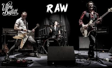 "Project visual ULTRA BULLITT - Nouvel EP - ""RAW"""