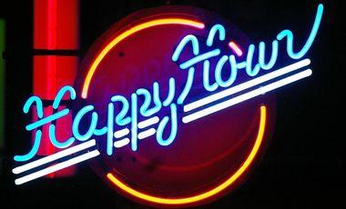 "Project visual Série humoristique ""Happy Hour"""