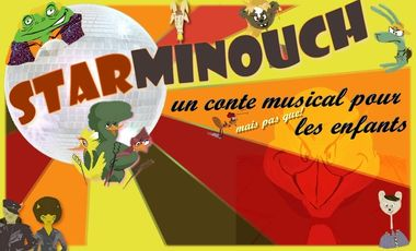 Project visual Starminouch : un conte musical pour enfants (mais pas que!)