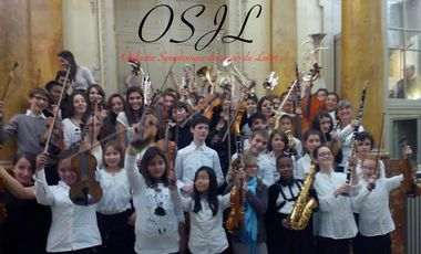 Project visual Orchestre Symphonique des Jeunes du Loiret