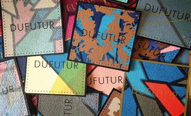 Visueel van project DUFUTUR, une marque qui se décline, s'expose et se porte