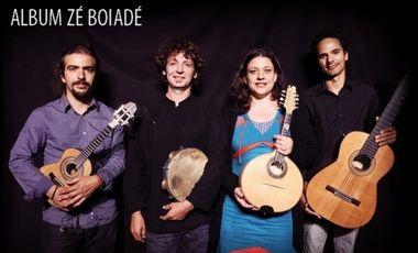 Project visual Album Zé Boiadé