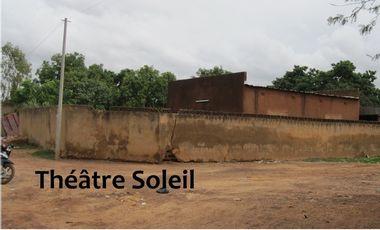 Visuel du projet Théâtre Soleil / espace de formation, de création et de diffusion