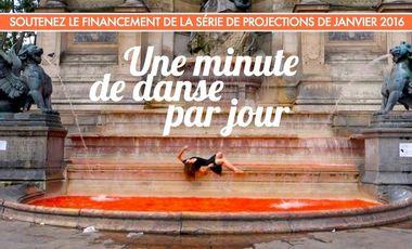 Visuel du projet Une minute de danse par jour