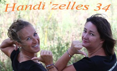 Visuel du projet HANDI'ZELLES 34 Rallye Aicha des Gazelles