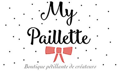 Project visual My Paillette, boutique pétillante de créateurs