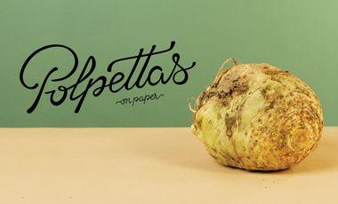Visuel du projet Polpettas On Paper - issue #ZERO