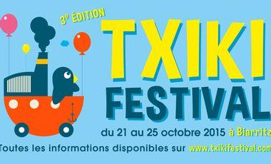 Project visual Txiki Festival, Festival de cinéma pour enfants