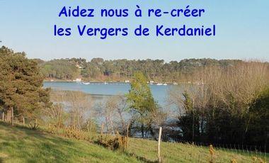 Project visual Aidez à la création des Vergers de Kerdaniel
