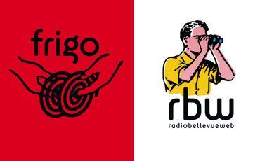 Visueel van project RADIO BELLEVUE WEB