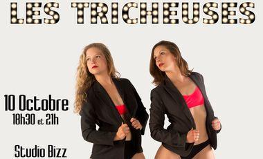 Visuel du projet Les Tricheuses présentent Made in, le spectacle