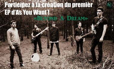 Project visual Premier EP d'As You Want