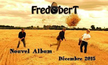 Visueel van project Premier album de FredOberT