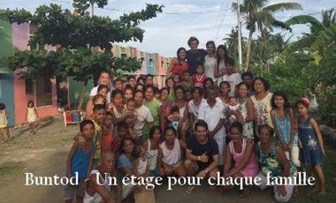 Project visual Buntod : un étage pour chaque famille