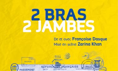 Visuel du projet 2BRAS2JAMBES Avignon-Off