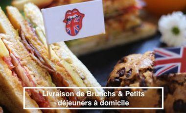 Project visual Livraison de Brunchs & Petits déjeuners à domicile