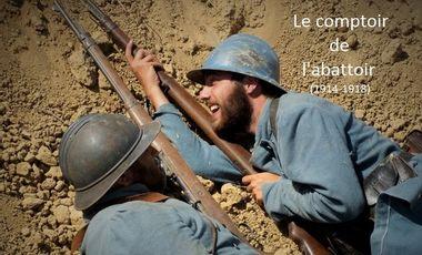 Project visual Le comptoir de l'abattoir (Court métrage 1ère Guerre Mondiale)