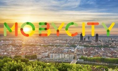 Project visual MOBYCITY : Création du réseau social de la mobilité durable