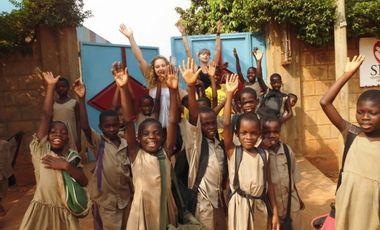 Visueel van project Psychomotricité pour les orphelins au Togo