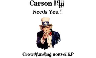 Visueel van project Carson Hill-Second EP