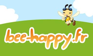 Visuel du projet Bee Happy jeu d'apiculture