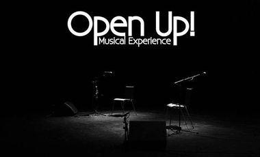 Visuel du projet Open Up! Musical Experience