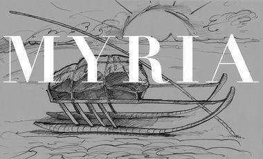 Visuel du projet Myria, 10 000 lieux pour l'imaginaire