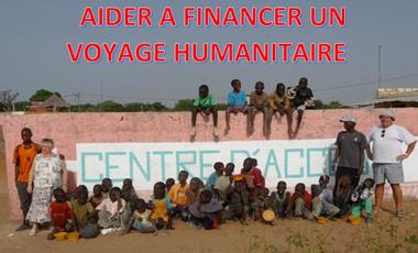 Project visual Aidez à financer un voyage humanitaire au Sénégal