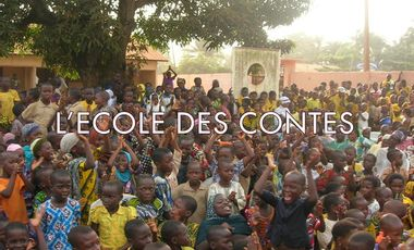 Project visual Les Contes d'Adjarra