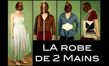 Visueel van project La Robe De 2 Mains