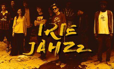 Project visual Nouvel EP d'Irie Jahzz