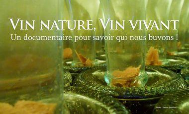 Visueel van project Vin Nature, Vin Vivant