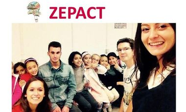 Visueel van project ZEPACT