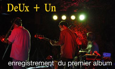 Visueel van project Album DeUx+Un