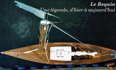 """Project visual Financez le nouveau livre de l'A.F.P.R : """"Le Requin, une légende, d'hier à aujourd'hui"""" !"""